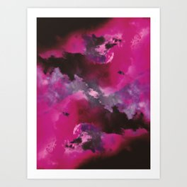 Vyolet Art Print