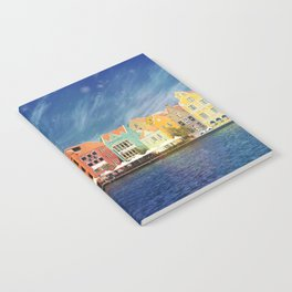 Willemstad, Curaçao Notebook