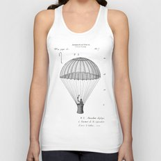 Falling, With Style Unisex Tank Top