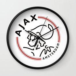 Ajax Amsterdam Wall Clock