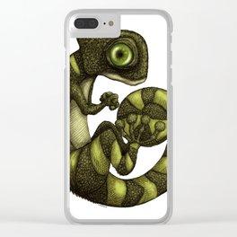 Camaleón Clear iPhone Case