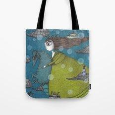 The Sea Voyage Tote Bag