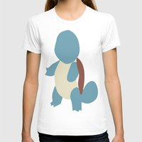 squirtle T-shirts featuring Squirtle by Kaylabeaisaflea