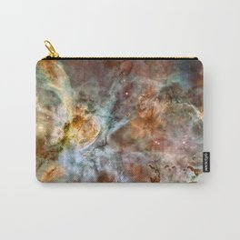 Carina Nebula, Star Birth in the Extreme - High Quality Image Carry-All Pouch