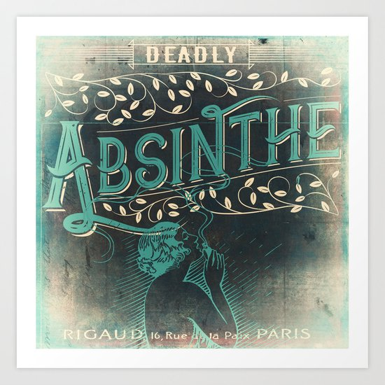 Deadly Absinthe by mindysommers