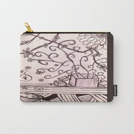 Bubble Monsters Carry-All Pouch