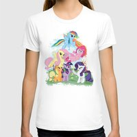 my little pony T-shirts featuring My Little pony by Paul Abstruse