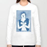 han solo Long Sleeve T-shirts featuring Han Solo by David Penela
