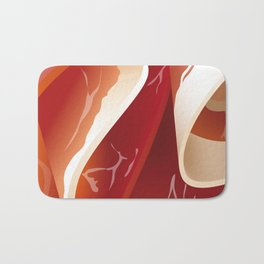 Bacon Bath Mat
