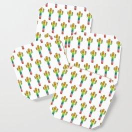 Desert Rainbow II PRIDE PATTERN Coaster