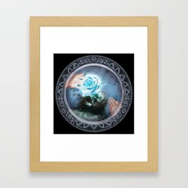 The Unknown Journey Framed Art Print