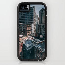 Downtown X-ing iPhone Case