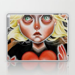 """""""What is This Heart?"""" by Kristin Frenzel Laptop & iPad Skin"""