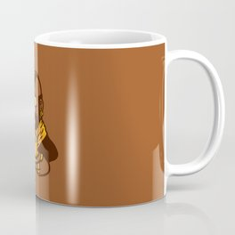 Gentleman T Coffee Mug