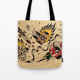 Flash sb Tote Bag