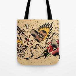 Flash sb Tote Bag