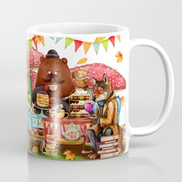 Autumn tea party #1 Coffee Mug
