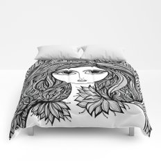 Lucille Comforters