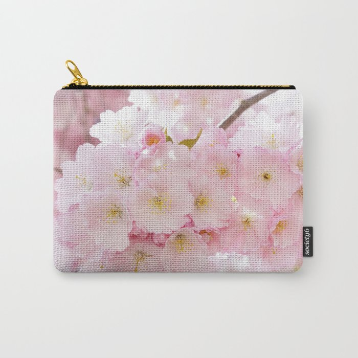 Japanese cherry tree Carry-All Pouch