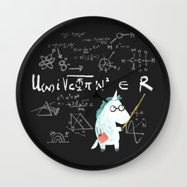 Unicorn = real Wall Clock