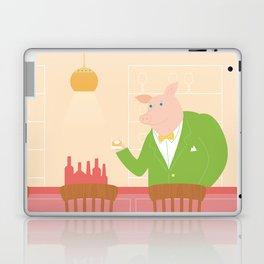 Pig's Bar Laptop & iPad Skin