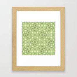 Celtic Knotwork Framed Art Print
