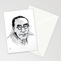 MAP: Kitaro Nishida Stationery Cards