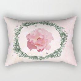 My love is a Rose Rectangular Pillow
