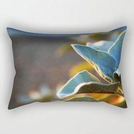 Desert Leaves Rectangular Pillow