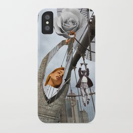 Hold on to your feelings iPhone Case