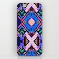 tarot iPhone & iPod Skins featuring Tarot 1A by Schatzi Brown