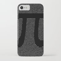 pi iPhone & iPod Cases featuring Pi by The Colour Wheel