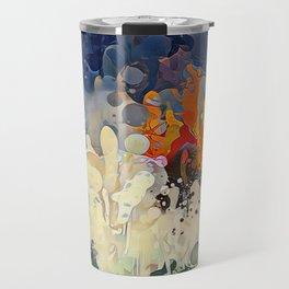 Globe Travel Mug