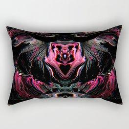 Absolutely Batty Rectangular Pillow