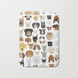 Dogs Bath Mat