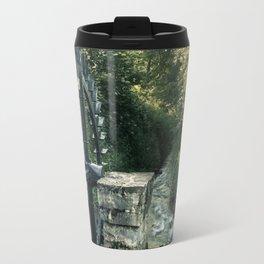Ye olde mill Travel Mug