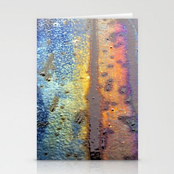 (t)Rainbow Stationery Cards