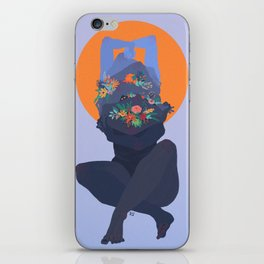 Anhedonia iPhone Skin