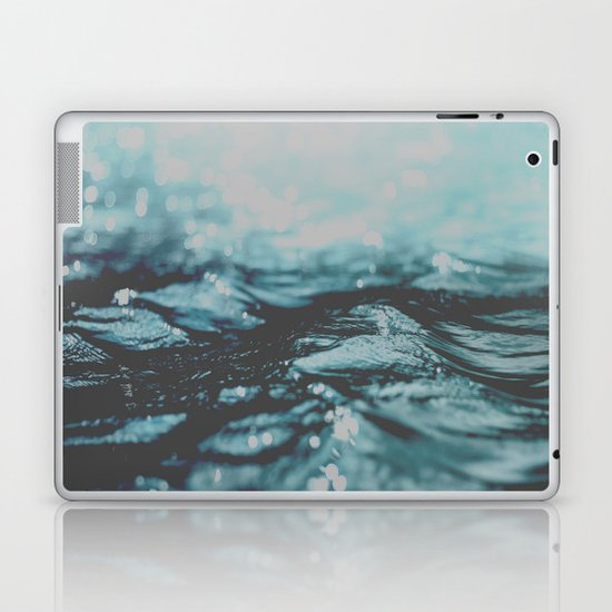 The Wave Laptop & iPad Skin