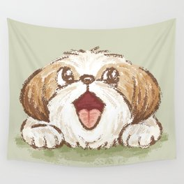 Dog Wall Tapestry