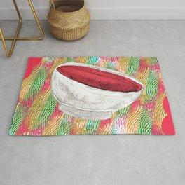 Rice Bowl 2 - Zen Rug