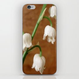 lily of the valley II iPhone Skin