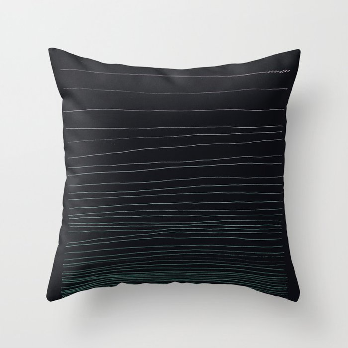 Pen Throw Pillow