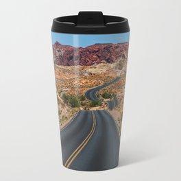 Valley of Fire - Nevada USA Travel Mug