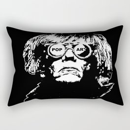 POP - ART - KING Rectangular Pillow