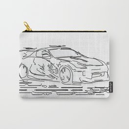 Stroke Car Carry-All Pouch