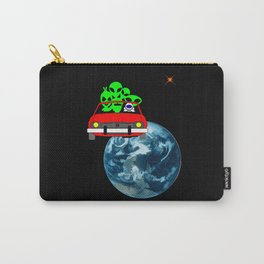 Ride to Mars selfie Carry-All Pouch