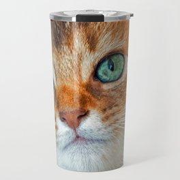 EYE CAT-CHING Travel Mug