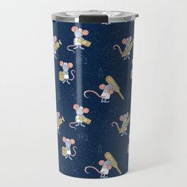 Mouse Nurse Here to Help You Travel Mug