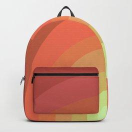 Rainbow Dream - Orange Backpack